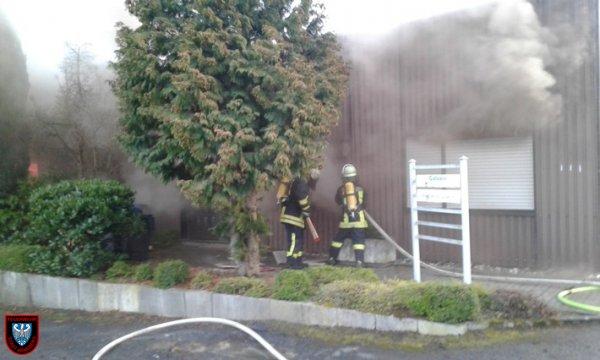 Brandeinsatz vom 24.02.2017      (2017)