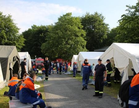 Kreiszeltlager 2019 der Jugendfeuerwehren im Hochsauerlandkreis!